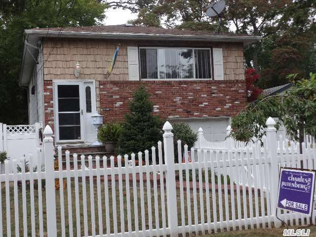 Super Clean Home On A Quite Tree Lined Block. This In Line Home Offers You Hard Wood Floors,  New Gas Boiler W/ A 50 Gal Hot Water Tank. New Gas Stove,  D/Washer,  Cac,  Alarm System. Accessable To Major Roads,  Shopping And House Of Worship. 516   -   3 4 3  -  0 9 0 3