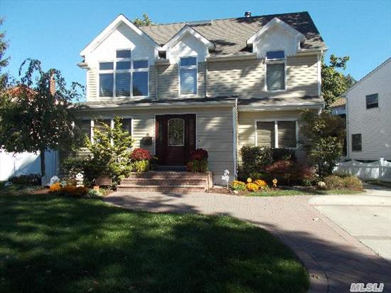 Better Than New! Beautiful 4Br, 2.5 Bath Colonial W/Open & Airy Floor Plan. House Completely Redone In 2004!Don't Miss This One!Beautiful Hardwd Flrs W/Custom 'Open-View' Staircase,  Huge Granite Eik W/Ss Appl. Cac, & More In Sd#29. Just Unpack And Move In!! Taxes Do Not Reflect Star Exemption