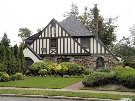 Charming Tudor In The Strathmore Section Of Rvc. End Of Block Location. Rvc Schools. Updated Heating System,  Newer Windows,  3 Year Old  Roof,  200 Amp Electric  Service,  In Ground Sprinklers. Beautiful Property. 4 Car Driveway.