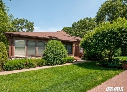 Carrington Ranch With Wood Floors,  Fireplace,  Three Bedroom Suites,  Formal Living And Dining Rooms,   1700 Sq.Foot Basement,  Gas Heat,  Center Isle Eik With Granite Counters And Beautiful Views Of Golf Course With A Large Yard.