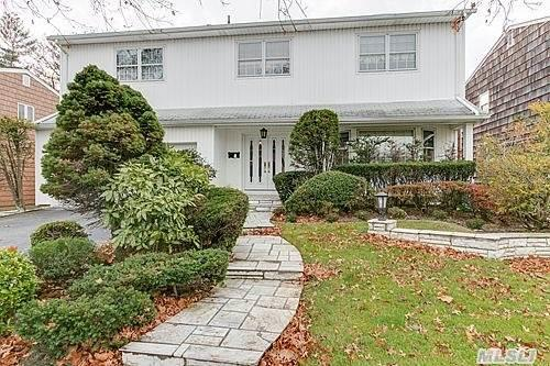 Immaculate Center Hall Colonial With Oversized Rooms Allows For A  Wonderful Flow For Entertaining. Mid Block Location In Prestigious Sd #14.  The Master Suite Has A Fabulous Dressing Area.  The Basement Is The Full Footprint Of The House. Must Be Seen. Taxes Are Being Grieved,  Anticipate 15% Reduction + Star Reduction Of $1636.15 Not Reflected On The Listing