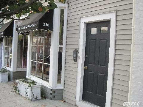 100% Occupied Mixed Use Building With An Excellent Rent Roll- Existing Leases And Room For Growth.