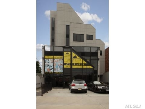 Subject Property Is A Newly Built Stucco Construction Elevator Office & Retail Building With Multiple Terraces & Garage Parking In Prime Area Of Bayside, Queens. Ideal For Investor.7% Cap Rate.