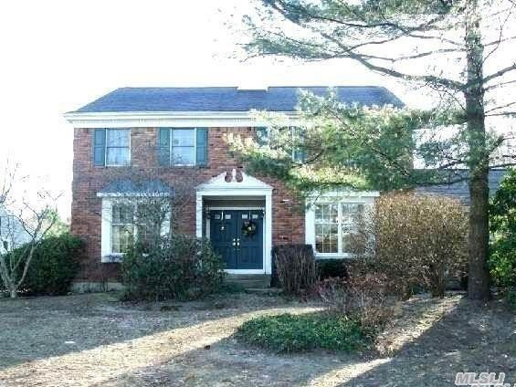 Owner Is Motivated! True Center Hall Colonial In Sought After Colonial Village Boasts Eh,  Formal Dr,  Formal Lr,  Den With Sliders To Custom Deck,  Country Kitchen W/Dining Area,  1/2 Bath,  Laundry Room/Mud Room,  Master Suite W/Walkin Closet And Large Master Bath,  Plus 3 Additional Bedrooms,  Full Bath,  Huge Full Basement,  2 Car Att. Garage,  Cac,  New Burner,  All On Shy 1/2 Acre
