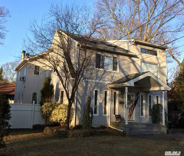 Cash Deal - Not A Short Sale. Move In Condition 4 Bdrm 2 Bath Colonial On Dead End. Rebuilt In 2004. Large Den W/Fireplace,  Master W/Fireplace,  Large Rooms. Great House!! Chatterton Elementary