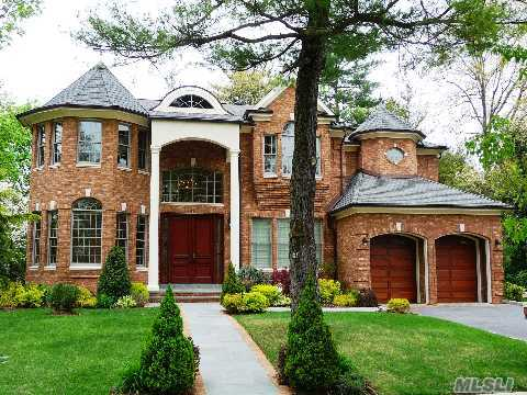 Superior Quality All Brick Custom Home By Renowned Napoleon Development. Two Story Foyer And Family Room Gourmet Kitchen With Radiant Heat Featuring Sub Zero And Wolf Appl. Finished Lower Level With Bedroom, Full Bathroom And Huge Playrm Tiled With Ose, Prewired For Audio, Copper Gutters, Grand Manor 50 Year Roof.  Bluestone Covered Patio...Best Quality Guaranteed!