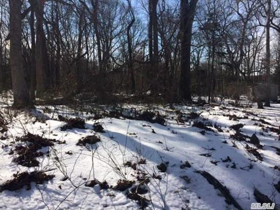 Beautiful Area To Build On This 1/2 Acre Lot. Creek Access Just Down The Street!