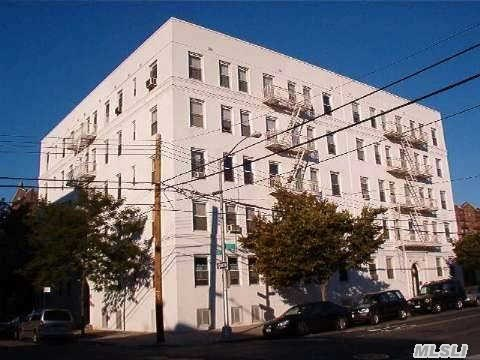 Totally Renovated,  Near All,  2 Blocks #7Train,  Lirr/Subway.  1 Bedroom,  Eik,  Living Room Full Bath,  & Lots Of Closets And Windows Board Approval Required !!!