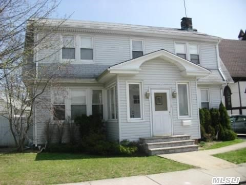 Updated Center Hall Colonial,  High Ceilings,  Walk To All.