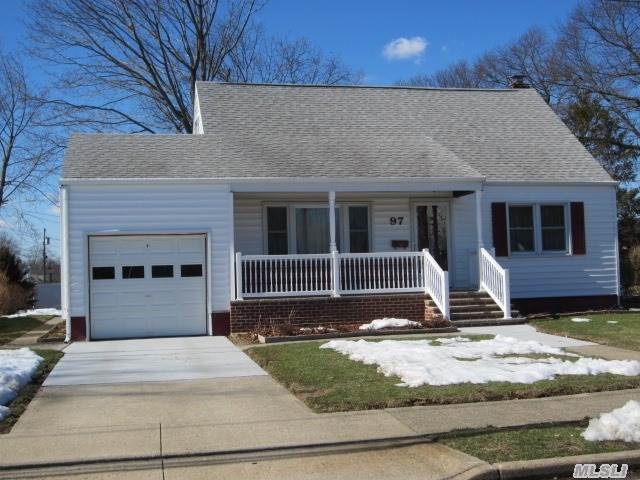 Expanded Home Boasts  Large Formal Dining Room And The  Rear Dormer Gives  2 Large Bedrooms And Full Bathroom. Spotless Well Maintained Home With Gleaming Hardwood Floors. .Updates Include Heating System,  Windows,  Roof& Siding. Fenced Yard And Composit Rear Deck Info Deemed Accurate/Buyer To Verify/No Offer Considered Accepted Until Contract Is Full Signed