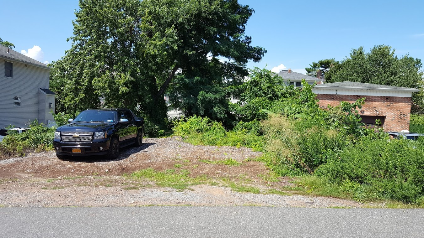 Vacant land on dead end street in a very desirable area of Pleasant Plains. Seller is negotiable and is hearing all offers. Actual survey is available upon request and also attached in PDF within the documents tab. Site plan enclosed for a 2 family home. Sewer easement is secured to Amboy Road. Soil samples for any septic system are authorized during the months of April-June only.