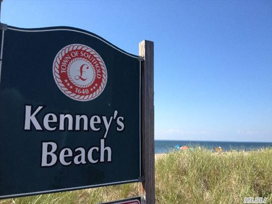 Southold - Shy 2 Acre Treed Lot Awaits Your North Fork Dream Home.  Just Down The Road Is  Kenney's Beach On Long Island Sound.  Convenient To Sparkling Pointe Winery,  Farmstands,  And Southold's Shops And Restaurants.