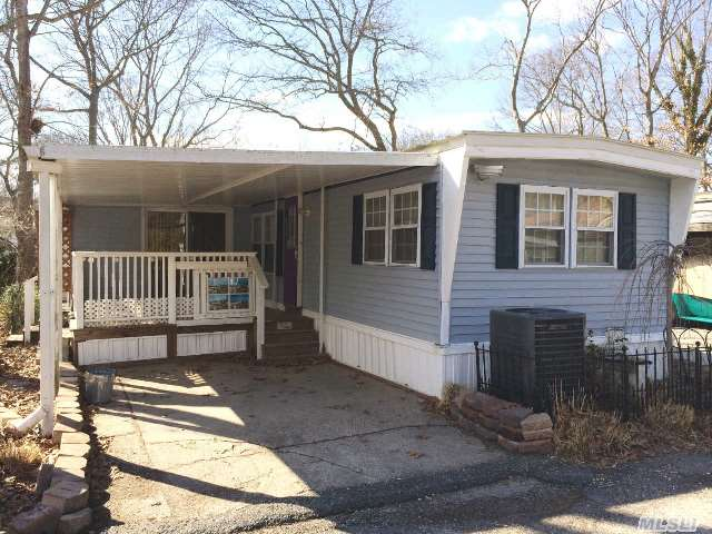 Pet Friendly Ramblewood 55+ Community. Lots Updated In This Mobile Home: New Forever Roof,  Hot Water Heater And Heat Pump. Heated Florida Room,  Porch,  Light And Bright. Extras And Upgrades Are Available. Total Monthly $416.00