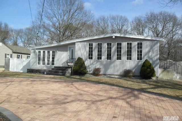 Taxes W Star Are $10, 260 Expanded Ranch W Huge Family Room W Wood Burning Stove,  Full Finished Bsmt W Bath And Ose,  New Hardwood Floors,  Updated Kitchen, Baths,  Roof,  Windows,  Siding. 200' Deep Lot.