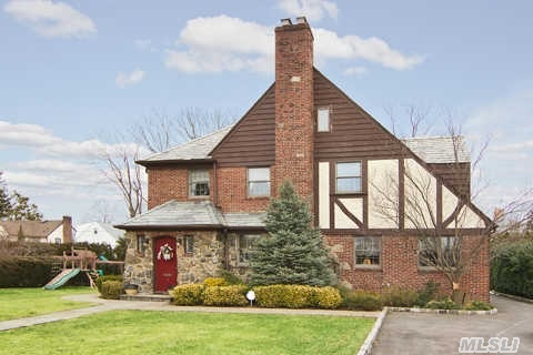 Beautiful 4 Bedroom Tudor On Whitehall Blvd.  Large Rooms On First Floor.  Room To Expand.
