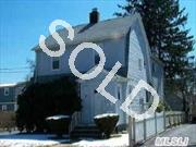 Charming Colonial In A Convenient Location. Needs Repair.