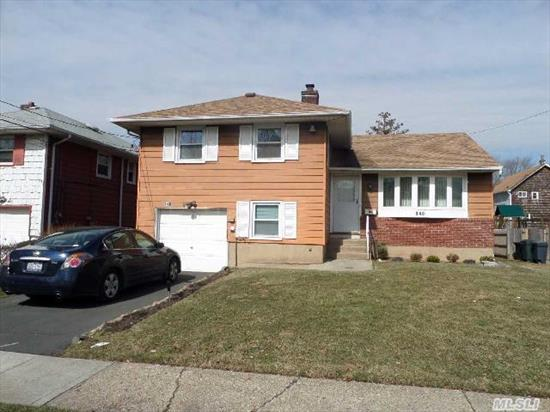 Move Right Into This Immaculately Kept Cozy Split Level With 3 Bedrooms,  Den,  Screened-In Porch,  New Boiler,  New Hw Heater,  New Windows,  And Large Kitchen With New Stainless Steel Appliances.  Taxes Do Not Include A Star Discount Of $760...