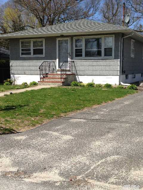 New Roof- ,  Wood Floors In Bedroom And Living Room,  Interior Newly Painted Full Basement,  Very Good Condition , 1 Owner- Property Is Fenced With A 1 Car Detached Garage- Very Well Maintained- Property Has Tenants With A Lease Through November 2014 Paying $1450.00 In Rent. Only Refrigerator Stays