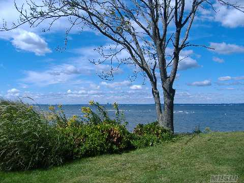 Major Price Reduction !  Breathtaking Waterfront With Over 155' Feet  Shoreline.Panoramic View Through Wall Of Glass In Almost Every Room.Chic& Tastfully Renovated With All Hi-End Quality Materials And Workmanship.45 Minutes To N.Y.C. Dream Modern Home For Artists& Nature Lovers.A Rare Find !Info Must Reverify By Buyer.
