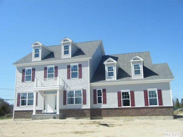 Luxurious New Lenox Model Now Under Construction In Fabulous Develop. $10, 000 Bonus Towards Closing Costs. Other Models,  Elevations & Lots Available. 3229 Sq.Ft.W/Gourmet Kitchen,  Ss Appl.,  Granite Cntrs + Island In Kitchen,  Hardwood Fls On 1st Floor. Full Bsmt. Partial Brick On Front. Over 1 Acre In Swr School Dist. Taxes Are Approx. Until Completion.