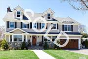 Completely Re-Built Diamond Colonial In Heart Of Estates. Sensational Family Room,  Custom Signature Kitchen W/ Top Of The Line Appliances,  Butler's Pantry W/Wet Bar,   Mud Room,  5 Spacious Bedrooms,  Spa-Like Master Bath,  Sonos Surround Sound,  Blue Stone Patio,  300 Amp Service,  New Electric,  Plumbing And Windows,  Buried Electrical Wires,  Igs,  Central Station Alarm.