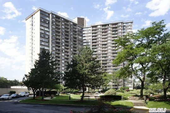 Unit 12-T; Desirable Split Two Bedroom/2 Bath; Terrace; Front Pond View; Needs Tender Loving Care; Offers: Year Round Swim/Fitness Center; Pool;Concierge;Doorman;Tennis Club; Underground Stores+On Premises Restaurant. Laundry Room On Each Floor.--Maj Repair $118.77
