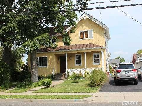 Oversized Property From 1880 Wanser Estate.  3 Bedrooms,  1 Full Bath Classic Colonial.  Full Unfinished Basement.  Possible Subdivision Will Proper Approvals.