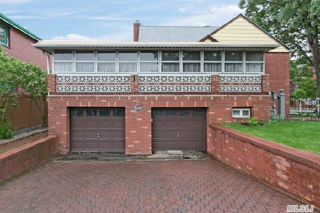 Package Deal-Very Large Corner House & Property,  43 X 97 (4, 203 S/F),  Plus An Adjacent Lot 16 X 103 (Approx. 1, 660 S/F)