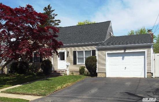 4 Bdrm,  2 Bath Expanded Cape On A Deep Lot W/ Super Efficient Hw & Radiant Heating System. Over-Sized Gagrage,  Large Family Room W/Fireplace. Easy Access To Schools & Shopping. Taxes W/ Star $10533.00. Pool & Hot Tub Are Gifts!
