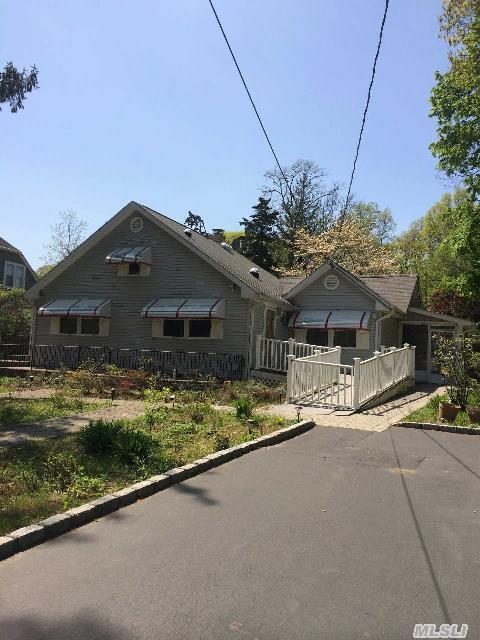 House Sold As Is No Representations. Property Runs Street To Street,  Newer In-Ground Pool. House Has Good Potential. Taxes Never Grieved