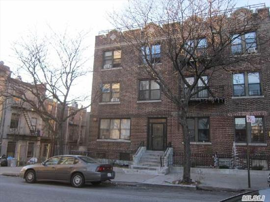 6 Family Brick For Sale-Large Building-All Newly Renovated Apartments-Call For More Details For Rent Roll And Exp