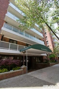 Kew Gardens ,  Commuters Dream.. One Bedroom Residence On The 7th Floor  Of Elevator Building.  The Texas Is A Pet Friendly Coop Building Which   Offers Parking And Storage For An Additional Fee On Wait List.  Laundry Room Located  Within The Building And  Option To Install Laundry In Apartment With Board Approval. Apartment Spacious With Updated Kitchen And Bathroom.