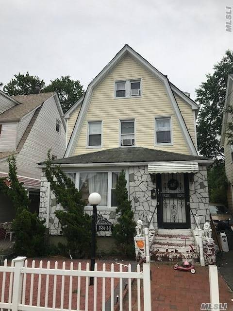Beautiful Two Family Duplex Home In The Heart Of St.Albans Queens . Your Keys Await You.