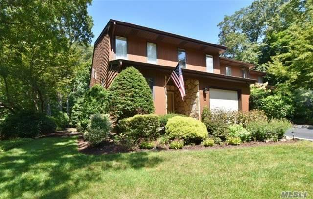 This Hidden Gem Is Located Just Seconds From Northport Village And Harbor. Immaculate Home, Updated And Well Maintained. End Unit With Lots Of Natural Light. Beautiful Kitchen With Stainless Steel Appliances, Updated Baths.  Master Suite With Walk In Closet And Balcony Overlooking The Private Yard. Hw Floors, Central Vac. Taxes W/Star 10, 080.57 Easy Living!