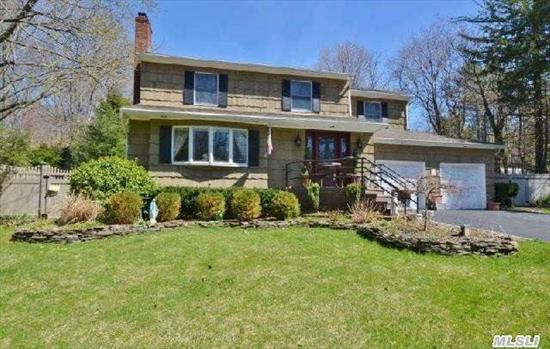 Expanded Colonial With All The Bells & Whistles. Completely Updated & Expanded. 4 Bedrooms,  2.5 Baths W/.67 Fenced Property W/Igp,  2 Fpl's,  Cac,  Master W/Huge Bath & Wic,  Gourmet Kitchen,  Oversized Entry,  Banquet Size Dining Room,  Finished Basement. Too Much To List.Owner Will Entertain All Offers! Taxes Being Grieved,  See Attach,  10 To 15% Reduction Expected