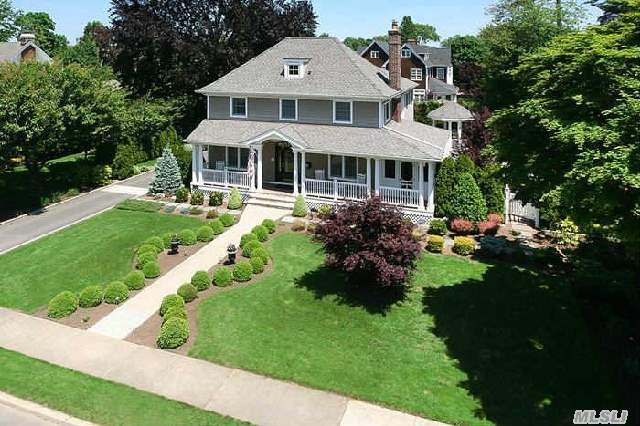The Search Is Over,  The Home Of Your Dream Awaits. Classic 1920'S Center Hall Colonial,  Renovated,  Extended & Restored To Perfection-Fully Modernized Yet Steeped In Classic Pre-War Charm. The Floor Plan,  Condition & Location That Meets Every Buyers Dream House Criteria-A Truly Flawless House That Is Priced To Sell Asap. Amazing Kitch/Great Rm,  Superb Master Ste. Perfection