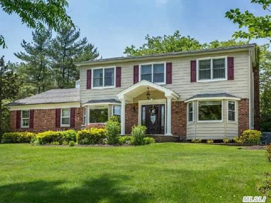 Fabulous,  Spacious Colonial Style Home With Country Club Property,  Great Room Open To Wonderful Kitchen,  Master Bedroom Suite With Spa-Like Master Bath And Large Walk In Closet. Nearly New Gas Heat And Cooling Hvac System.Truly A Special Home.