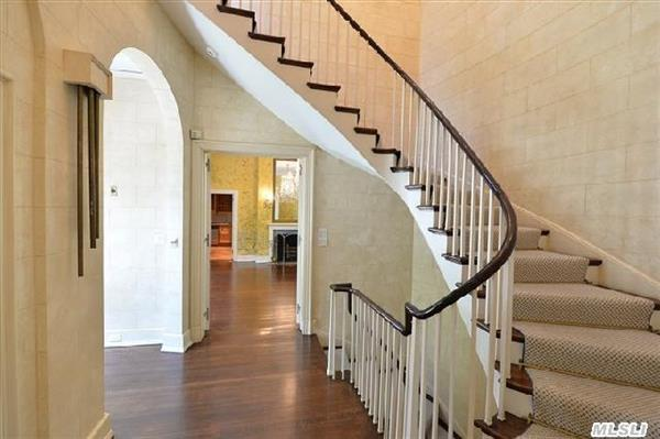 Entrance Foyer with Bridal Staircase