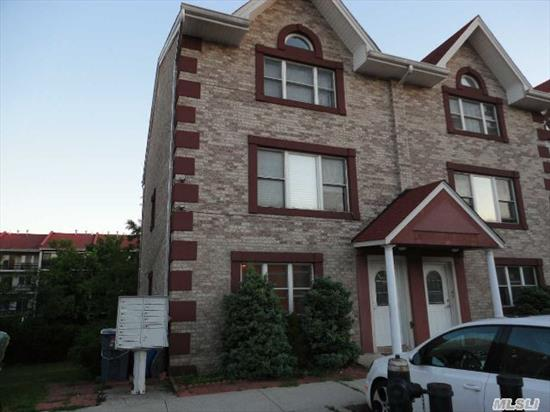 Beautiful Semi Detached 2 Family Featuring,  Duplex Unit With 3 Bedrooms,  Formal Dining Room,  Large Kitchen With Granite,  2 1/2 Baths,  2 Balconies,  Laundry. 1st Floor With 2 Bedrooms,  Kitchen,  Lr/Dr Plus A Finish Basement. Waterview,  Great Condition,  Private Community,  2 Parking Spaces And Much Much More!!!