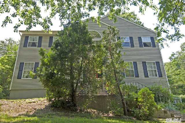 Light, Spacious. In-Ground Heated/Salt Water Pool, Custom Built Library, Oak Flooring, Cac, Fplc, 2Car Garage, Walk-Out Bsmt. Hill-Top Setting. Minutes To Golf, Tennis And Private Pj Resident Only Beach. Renowned Port Jefferson School District. Short Sale As Is