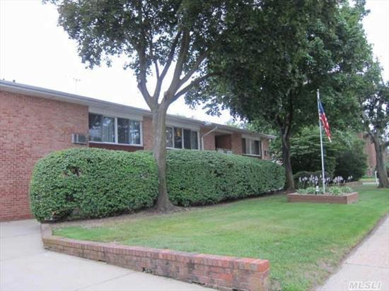 Lovely Second Floor Unit With A Private Terrace & Private Front Walkway. Large Open Floor Plan With Great Size Rooms And Plenty Of Closets.  All New Carpeting,  Updated Kitchen,  Appliances,  & Bath. Laundry Room & Playground Area Available. Full Common Charges $1024.86,  With Star $924.71.