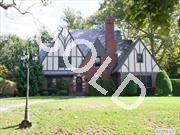 Spectacular 3, 1000 Sqft. Tudor Mansion On Incredible 1/2 Acre Property. Close To Downtown Garden City,  Grand Foyer,  Sunken Living Room W/ Gas Fireplace,  Banquet Dining Room,  Updated Kitchen,  New Full Baths,  Central Air,  Sitting Rm,  Lndry Rm,  Full Walk Up Attic W/ Cedar Closets,  Superb Old World Charm Throughout,  Amazing Curb Appeal!