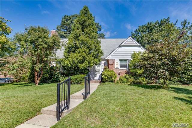 Location! Location! Calling All Builders , Contractors And Buyers Rare Opportunity To Build Or Renovate Your Dream Home. Over Sized Property. This 4 Bedroom Home Is Nestled On A Lovely, Quiet Tree Lined Street In Douglaston. House Sold As Is Great Location Close To Everything! Won't Last .