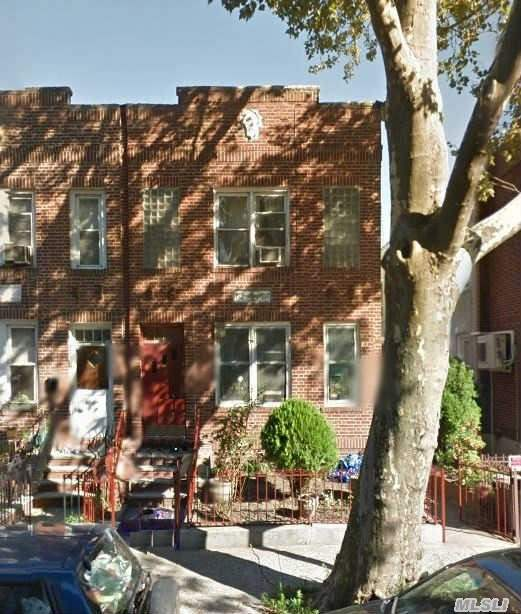 Nice  Brick,  Semi Det 2 Family On Nice Block In Astoria,  2 Car Garages,  Full Finished Basement