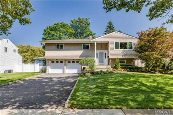 Gorgeous Home Nestled Midblock On Beautiful Treelined Street. Home Features Eik W/Granite & Ss, Formal Dr & Lr, Family Rm Master Br With Full Bath & His/Hers Closets, (3 Yrs) Siding To Rooftop, Hardwood Floors, Cac, Triple Pane Windows, Gas Heat, 200 Amp, Custom Wall Unit, Paver Patio, Koi Pond, Hepa Filter, Low Voltage Outdoor Lighting. Too Much To List.