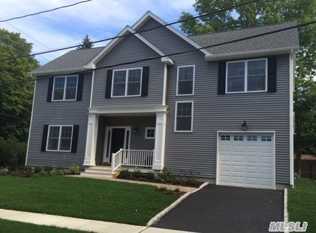 Brand New Village Colonial. 4 Bedroom,  2.5 Bath New Construction - Completely Finished. Cac,  Hardwood Floors,  Granite Kitchen,  In-Ground Sprinklers. Minutes To Village.