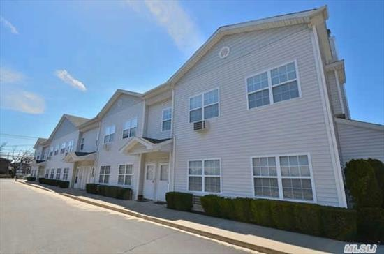 Diamond 1st Flr 2 Br/2 Bth Condo In 55+Develpt!Unit Freshly Painted, Kit W/Maple Cabnets, Granite & New Appli, 2 Updtd Bths, Mbr W/Fbth, Closets Galore, New High End W/D!New Fixtures & Window Treatments.Maint Is $350 Includes Heat, Water, Care Of Extr Bldg, Snow & Garbage Remvl & Landspg, Rear Pvt Patio, 4 Outdoor Security Cameras & Inside Alarm, Close To All Trans.Truly A Mint Unit!!