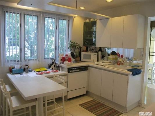 Renovated Eat In Kitchen