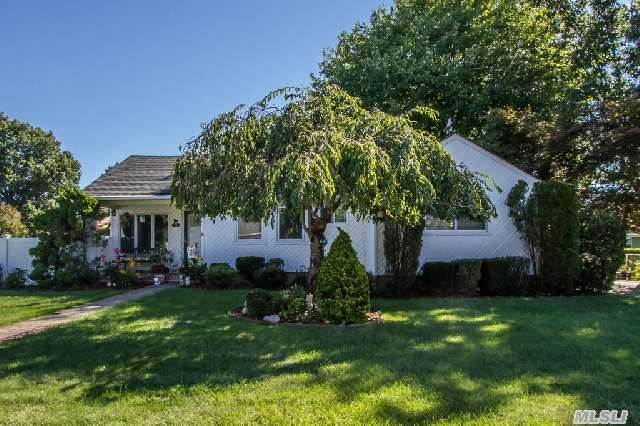 First Show!! Move-In Condition Updated 3 Bdrm Mid Block Ranch. Living Room,  Dining Room,  Eik,  Radiant Heat,  Cac,  2008 Roof,  2004 Pavers,  2010 Sidewalk And Driveway,  Plenty Of Hi Hats,  New Doors. Beautiful Landscaping,  Pvc Fence. Great House!