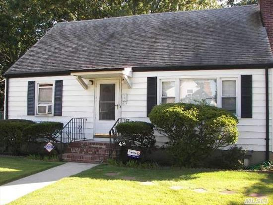 Spacious 4 Bedroom Cape, Living Room With Fireplace, Eik, Huge Backyard,  A Must See!!!
